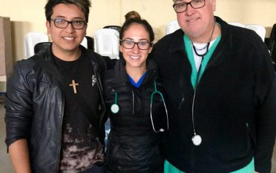 THE GREAT DOCTOR AND A GREAT DOCTOR FROM ECUADOR